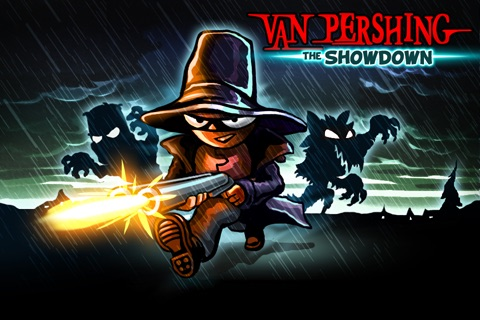 Van Pershing - The  Showdown Screenshot