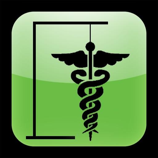 Medical Hangman iOS App