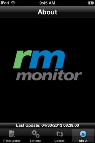 RM Monitor screenshot 1