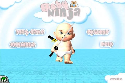 Baby Ninja Screenshot