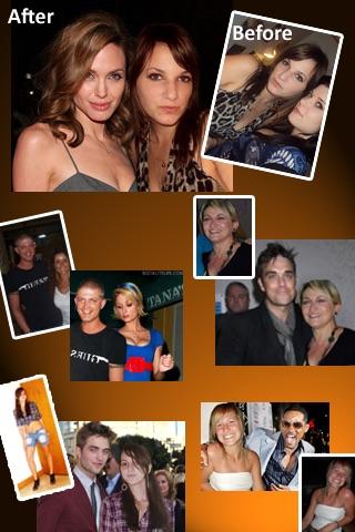 My fav celebrity & Me screenshot 2