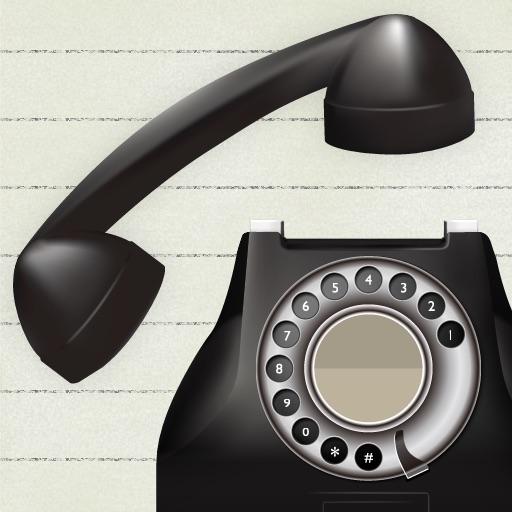 复古拨号器:Landline – Analog Dialer【适合爱秀的朋友】