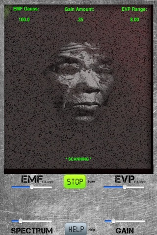 Ghost Detector Tool - Free EVP, EMF, and Tracking Tool screenshot 3