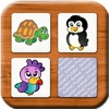 Animal Match+ Memory Game for Children and Toddlers and the whole Family