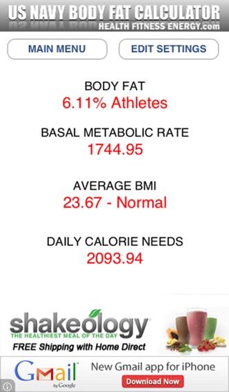 Marine body fat calculator - Front wheel alignment prices