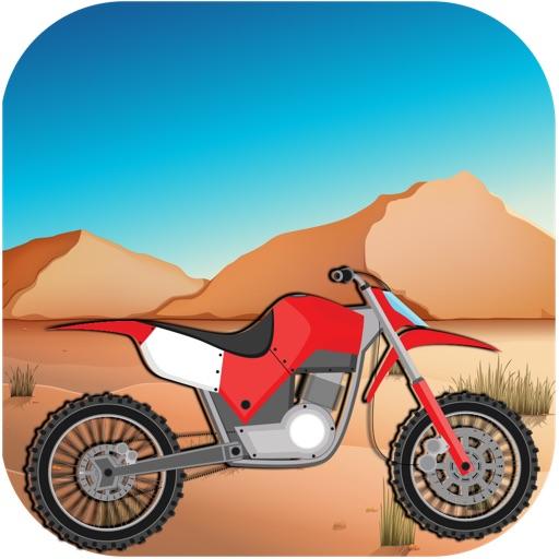 Sand Motorcycle Race Track - Awesome Desert Bike Drag iOS App