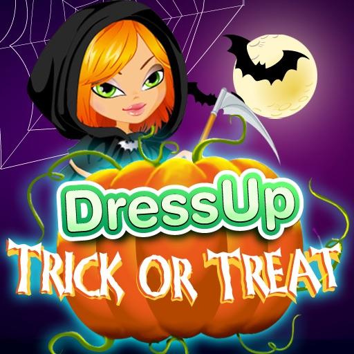 Dress Up! Trick or Treat iOS App