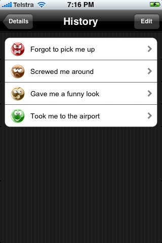 My Blacklist screenshot 3