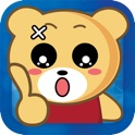 Cute Emoticons for LINE - Free Version icon