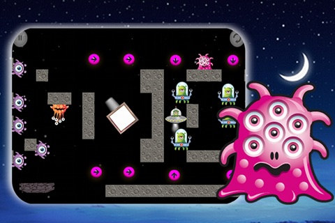 Baby Alien Invasion 2 Lite screenshot 2