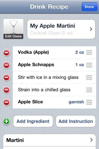 Top Shelf Drinks screenshot1