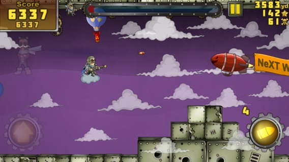 Jet Dudes Screenshot