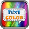 An Insta Text Color - Pimp Your Text Design - Full Version