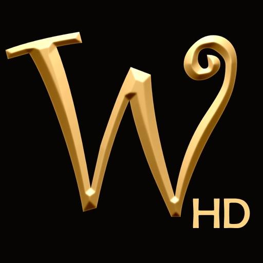 Whirly Word HD iOS App