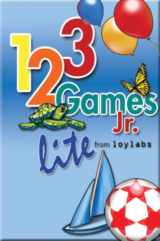 123 Games Jr Lite screenshot 1