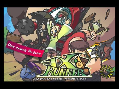 IX-Runner на iPad