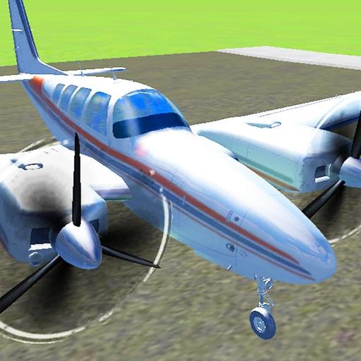 机场起飞之3D模拟飞行游戏 免费