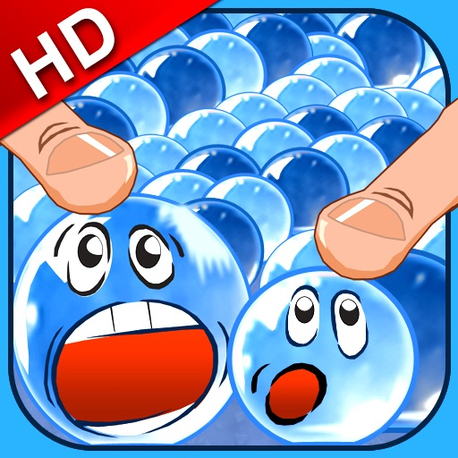 Bubble Crusher HD iOS App