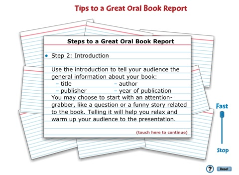 Oral Books 83