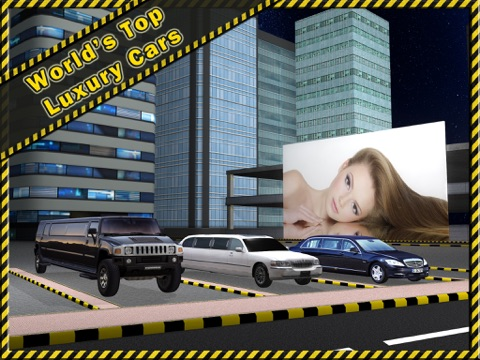 Screenshot #5 pour Limousine Parking 3D - Realistic Limo Driving Free Racing Game