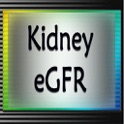 Kidney eGFR Estimator for iPad icon