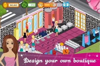 Screenshots of Fashion City - World of Fashion for iPhone