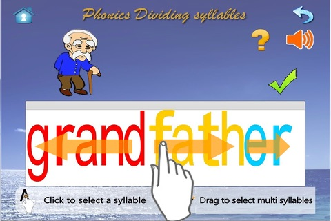 English Phonics Dictation 7 screenshot 3