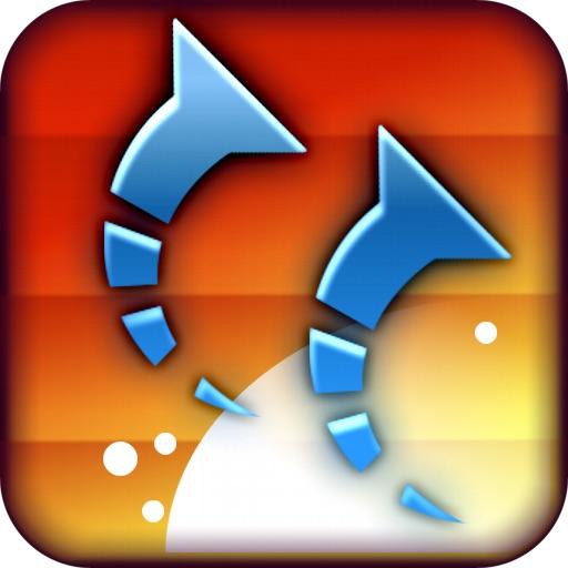 钉球双人战:Spikeball【趣味同机对战】