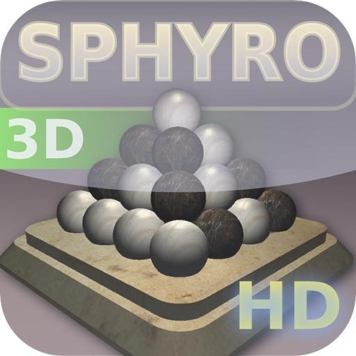 Sphyro 3D Icon