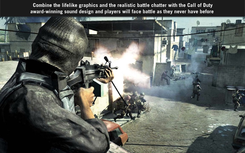 Screenshot #4 for Call of Duty® 4: Modern Warfare™