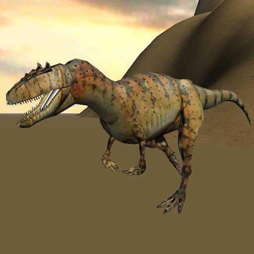 Dino Scavenger 3D iOS App