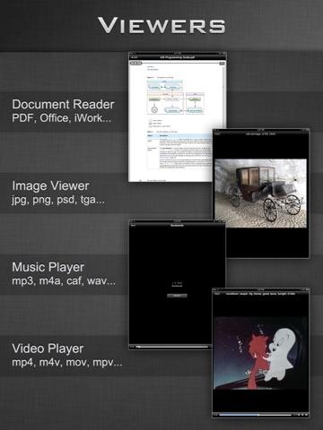 文件管理加强版:File Manager – Folder Plus
