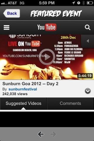 Live Tube screenshot 4