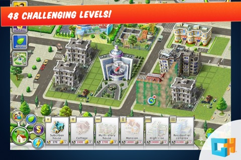 Green City – A Sim Building Game screenshot 1