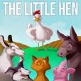 Story Book - Little Hen Gets Help