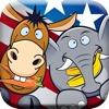 Donkeys and Elephants: Chow-Down