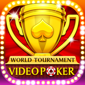 Video Poker: World Tournament! icon
