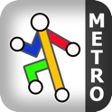 Washington Metro - Map and route planner by Zuti icon
