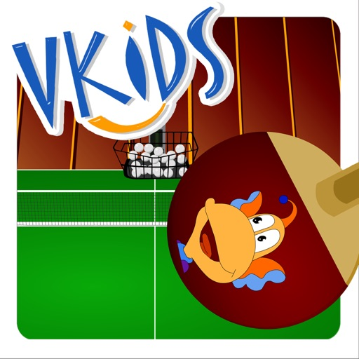 VKIDS 乒乓冠军 iOS App