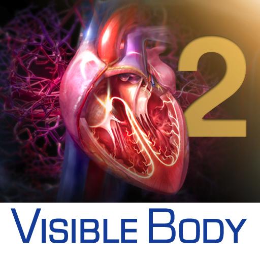 """3D Heart & Circulatory Premium 2 (""""Улучшенная трехмерная анатомия сердечно-сосудистой системы 2"""")"""