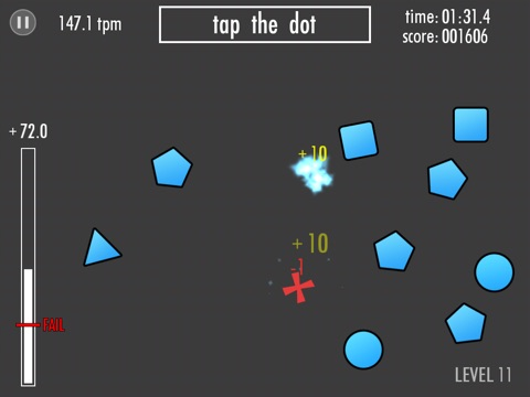 Screenshot #3 for TapDot