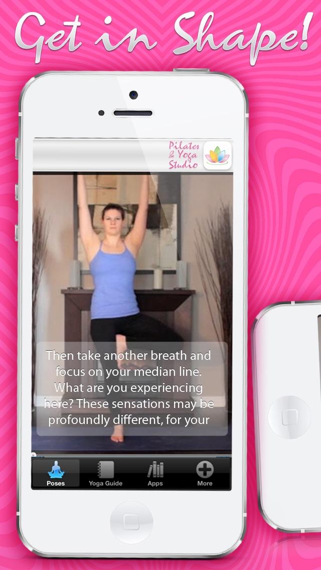 姿勢腹部&呼吸ヨガ·ピラティス柔軟性のおすすめ画像3
