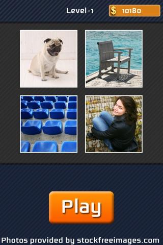 4 Pic 1 Word screenshot 1
