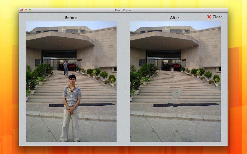 Screenshot #4 for Photo Eraser