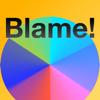 Javier Campos - Blame! Your digital scapegoat  artwork