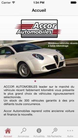 Accor Automobiles : accor automobiles app store ~ Gottalentnigeria.com Avis de Voitures