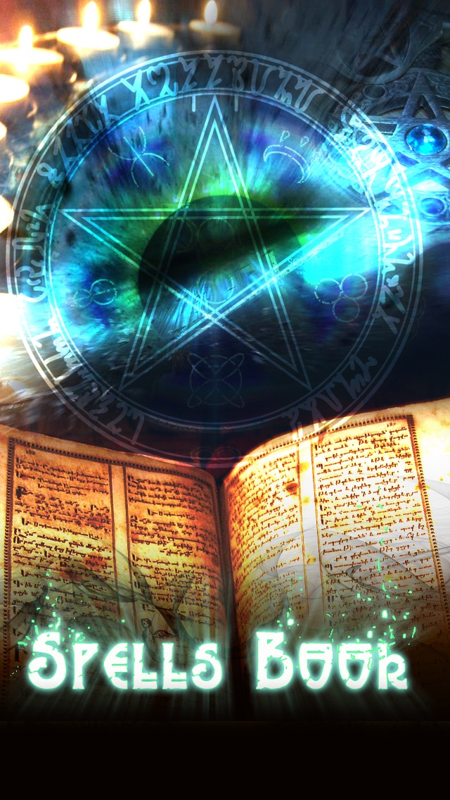 Spells and Witchcraft Handbook Screenshot