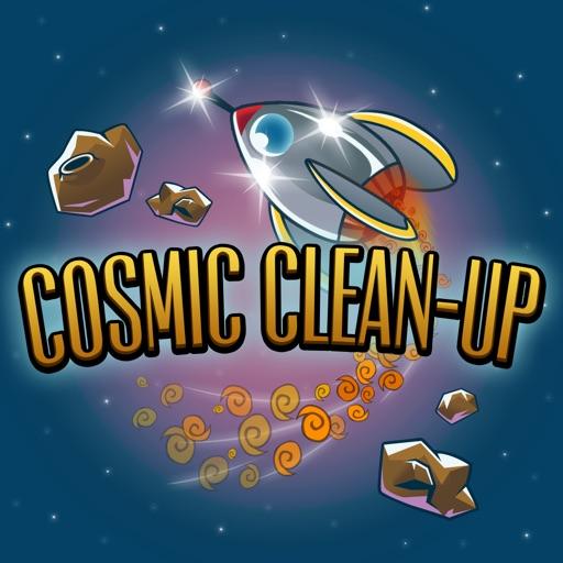 Cosmic Clean-Up iOS App