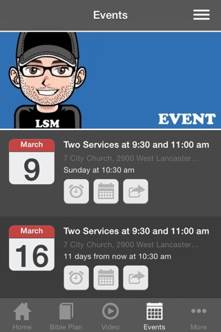 Liquid Student Ministries App screenshot 4