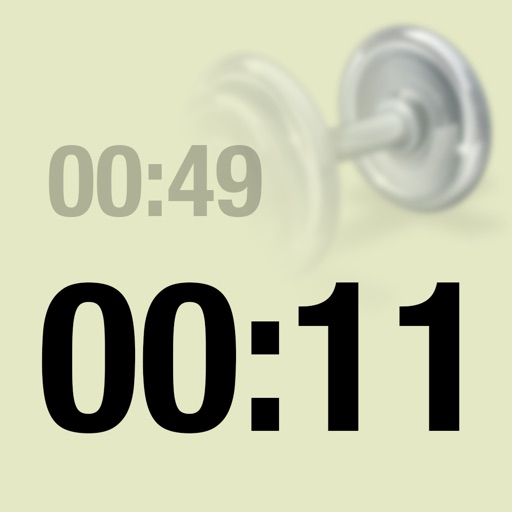 运动计时器:Interval Training Timer